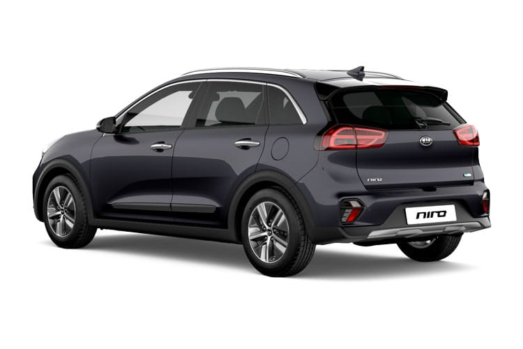 Kia Niro SUV 5Dr 1.6 GDi PHEV 8.9kWh 139PS 2 5Dr DCT [Start Stop] back view