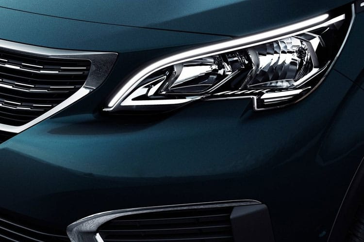 Peugeot 5008 SUV 1.5 BlueHDi 130PS Active 5Dr Manual [Start Stop] detail view