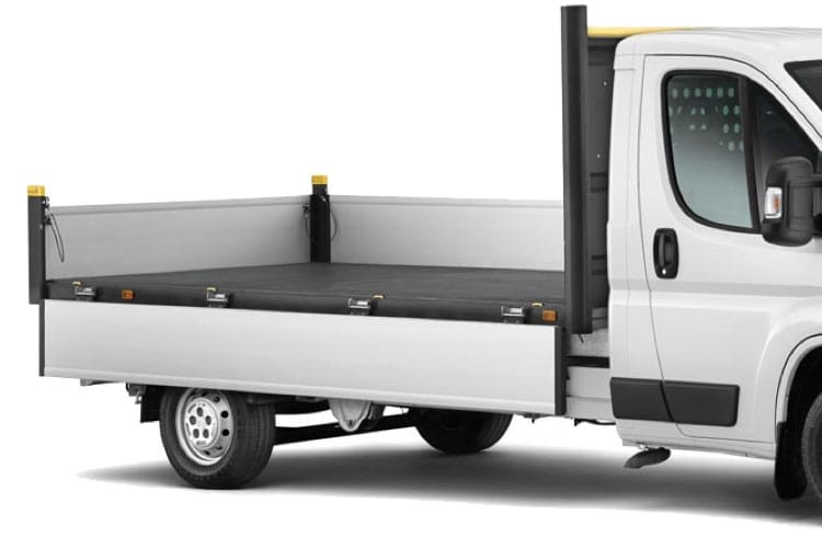 Citroen Relay 35 L3 2.2 BlueHDi FWD 140PS Ready to Run Plus Dropside Double Cab Manual [Start Stop] detail view