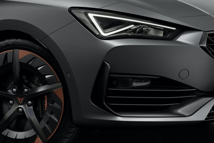 CUPRA Leon Hatch 5Dr 1.4 eHybrid PHEV 12.8kWh 245PS VZ3 5Dr DSG [Start Stop] detail view