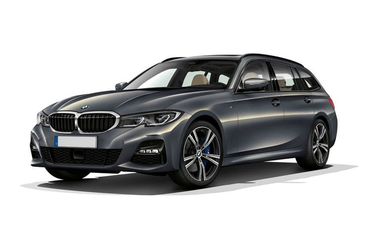 BMW 3 Series 330 Touring 2.0 e PHEV 12kWh 292PS SE Pro 5Dr Auto [Start Stop] front view