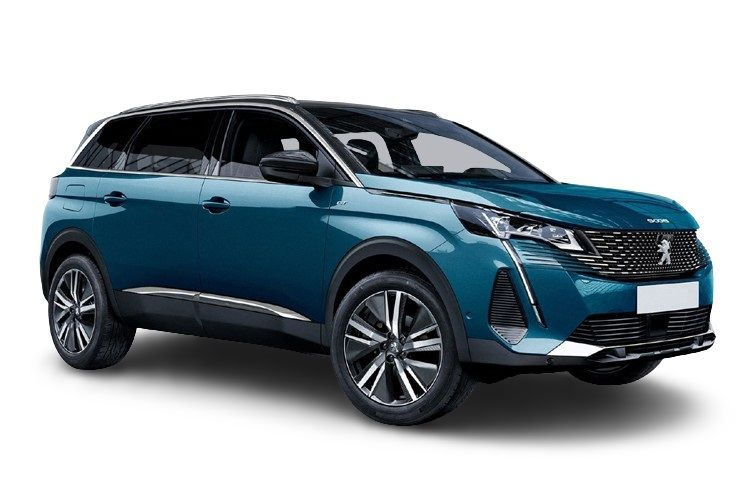 Peugeot 5008 SUV 1.5 BlueHDi 130PS Active 5Dr Manual [Start Stop] front view
