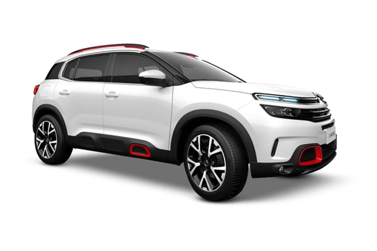 Citroen C5 Aircross SUV 1.5 BlueHDi 130PS Sense 5Dr Manual [Start Stop] front view