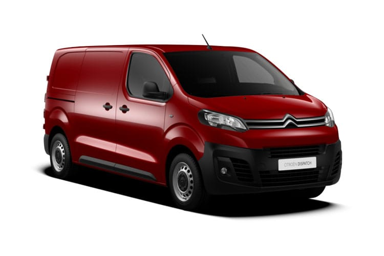 Citroen Dispatch M 1400Kg 2.0 BlueHDi FWD 120PS Enterprise Van Manual [Start Stop] front view