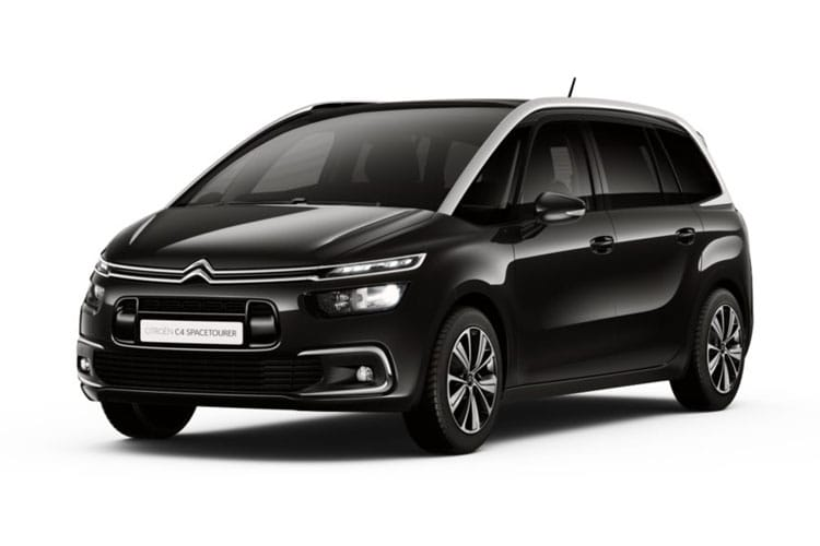 Citroen C4 SpaceTourer Grand C4 SpaceTourer MPV 1.5 BlueHDi 130PS Touch Plus 5Dr Manual [Start Stop] front view