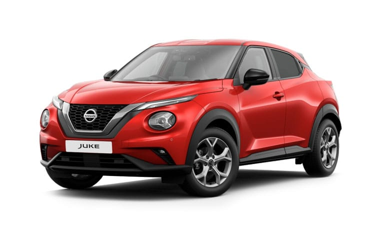 Nissan Juke SUV 1.0 DIG-T 114PS Tekna 5Dr DCT Auto [Start Stop] front view