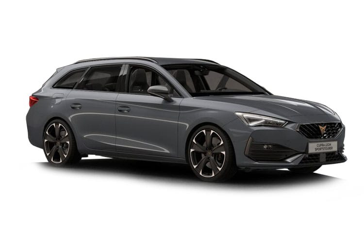 CUPRA Leon Estate 1.4 eHybrid PHEV 12.8kWh 245PS VZ2 5Dr DSG [Start Stop] front view