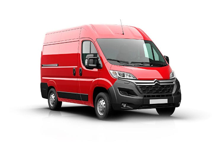 Citroen Relay 35 L2 2.2 BlueHDi FWD 140PS Enterprise Van High Roof Manual [Start Stop] front view