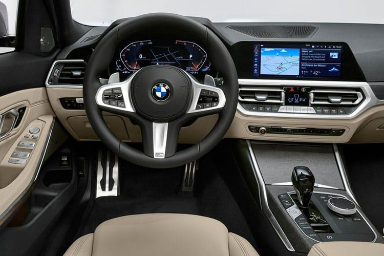 BMW 3 Series 330 Touring 2.0 e PHEV 12kWh 292PS SE Pro 5Dr Auto [Start Stop] inside view
