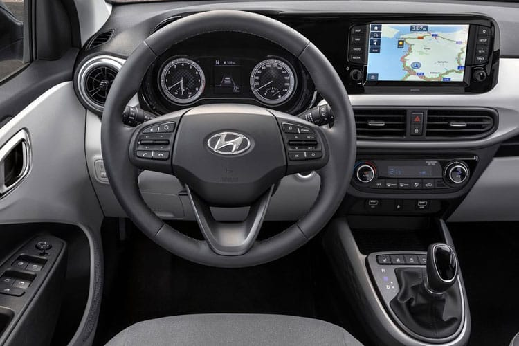 Hyundai i10 Hatch 5Dr 1.0 T-GDi 100PS N Line 5Dr Manual [Start Stop] inside view
