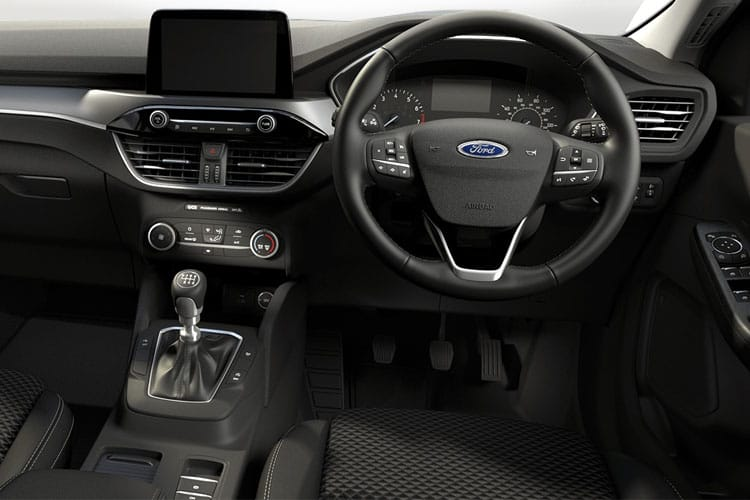 Ford Kuga SUV 2WD 1.5 EcoBlue 120PS Zetec 5Dr Manual [Start Stop] inside view