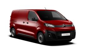 Citroen Dispatch Van van leasing